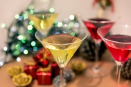 Continue reading: Don't want to drink this holiday season? Opt for a trendy mocktail