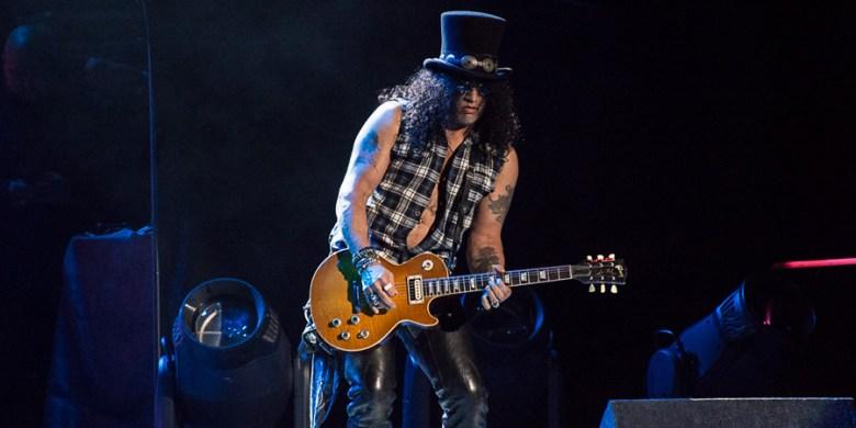 Guns N' Roses @ Air Canada Centre