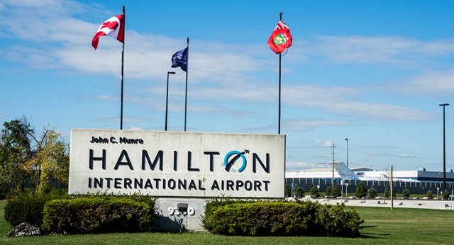 Hamilton's growth as a cargo airport has prompted a $30-million investment by KF Aerospace.