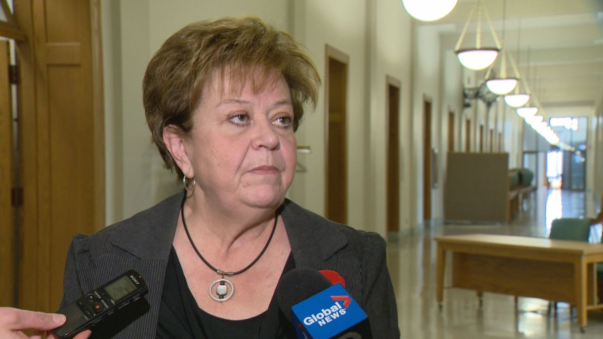 Finance Minister Donna Harpauer said, prior to the COVID-19 pandemic, Saskatchewan was on track for balanced budgets in 2019-20 and in the current fiscal year.