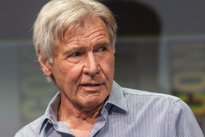 Harrison Ford and other bystanders helped the woman, who is said to have suffered minor injuries in the crash, get out of her vehicle safely until paramedics arrived.