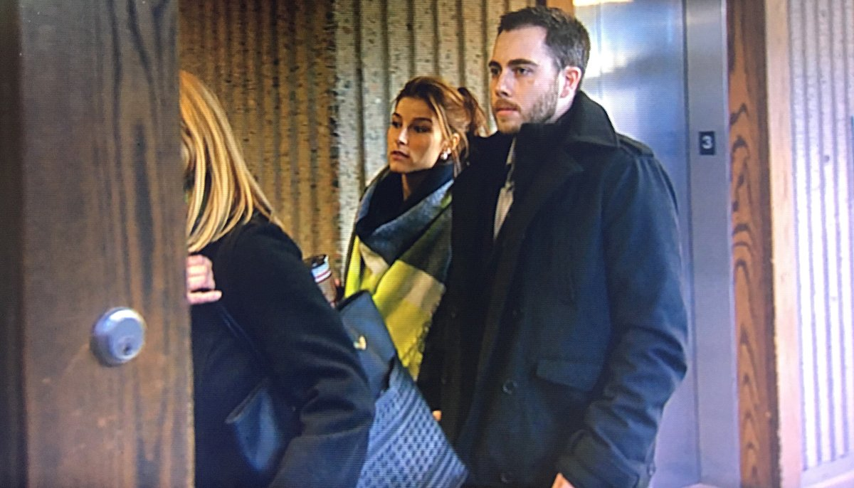 Christopher Garnier is seen here entering Nova Scotia Supreme Court as testimony in his second-degree murder trial continues.