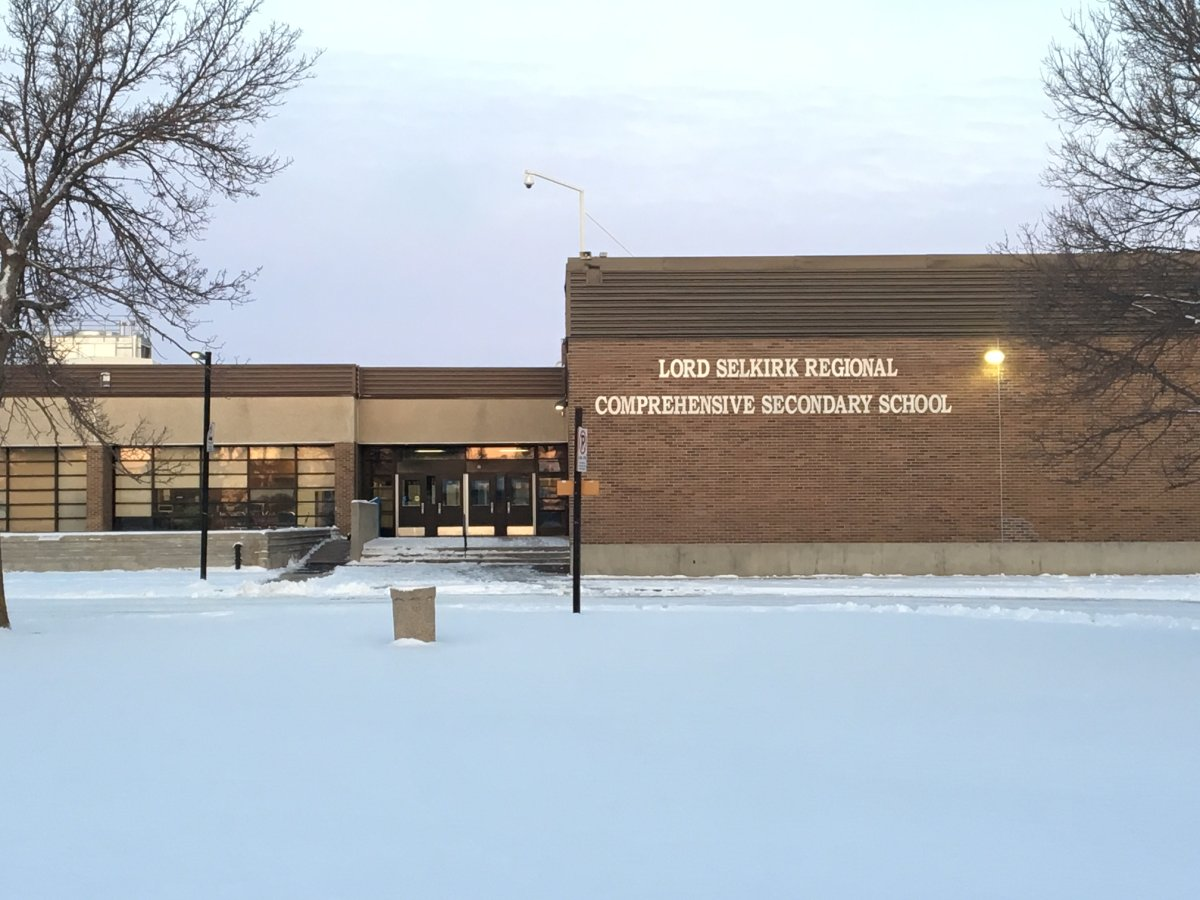 Lord Selkirk Regional Comprehensive Secondary School.