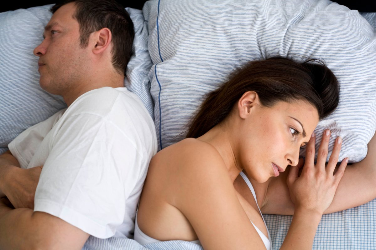 Having sex than once a month can be a sign you're headed for a sexless relationship, experts say.