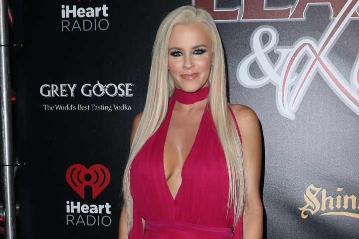Jenny McCarthy alleges that she was asked to strip during a casting call for 'Under Siege 2.'.