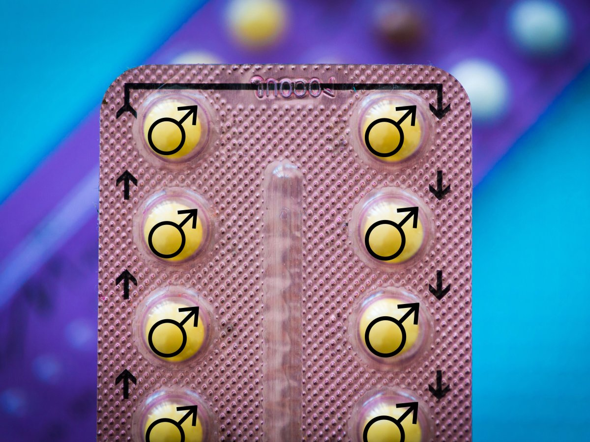 Experts estimate that a male birth control pill is less than 10 years away.