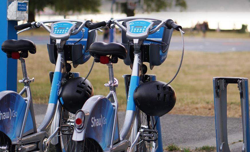 The City of Vancouver announces the expansion of the public bike share has reached Commercial Drive.