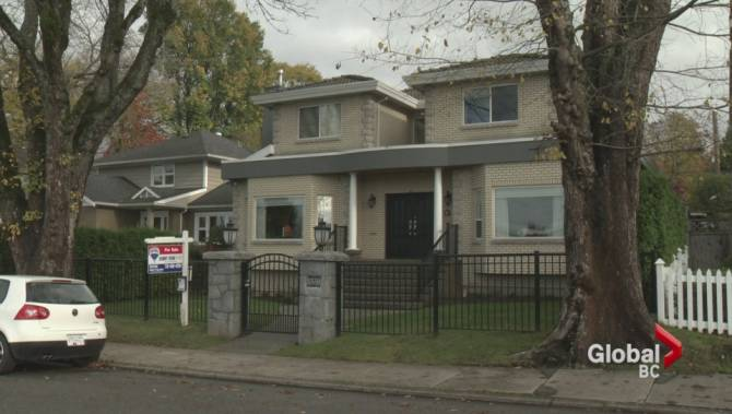 Sandra Evans says many of the homes in her Point Grey neighbourhood have been sold and either stand empty, or have been demolished.