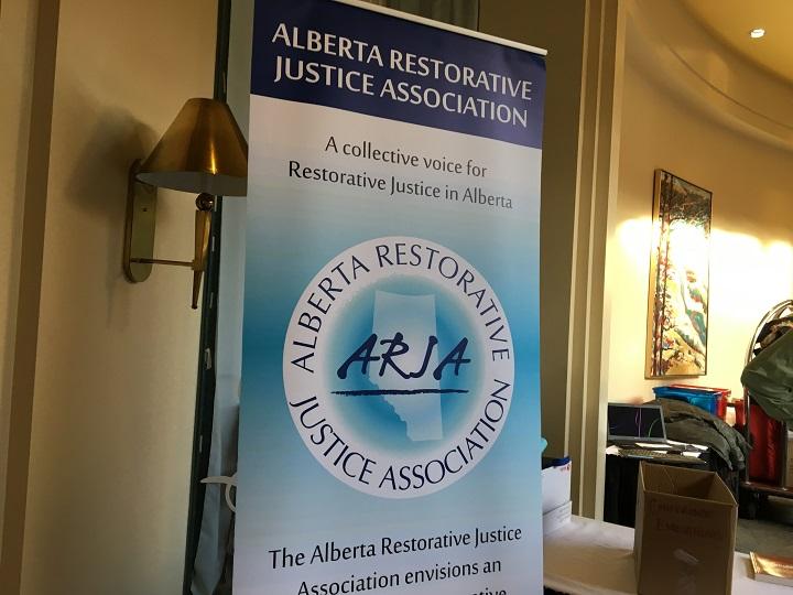 Alberta Restorative Justice Association annual conference in Calgary .