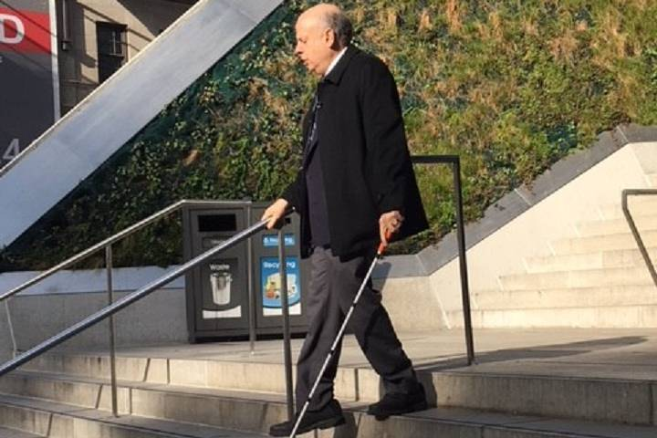 David Lepofsky is a Toronto lawyer with a passion for fighting accessibility inequality.