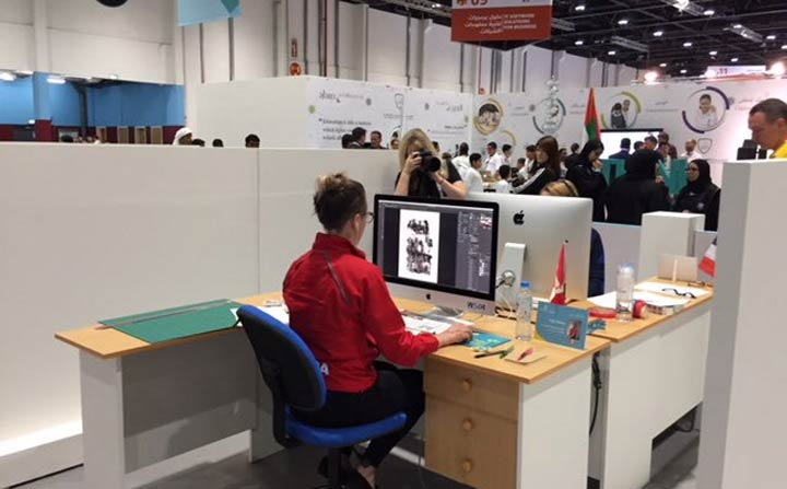 Sask Graphic Designer Represents Canada At Wordskills Competition In Abu Dhabi Q107 Calgary