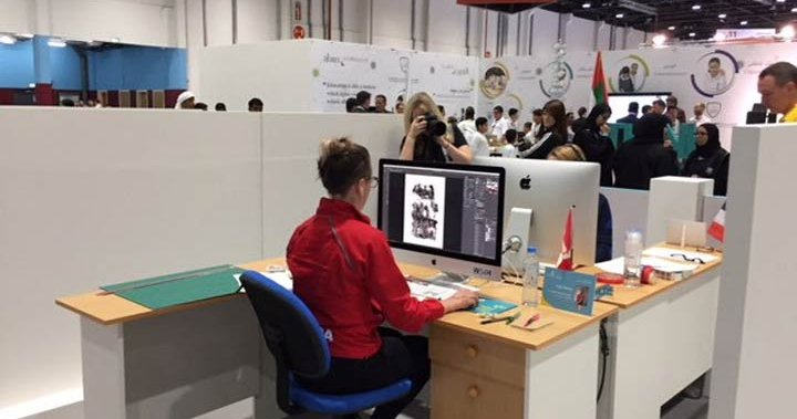 Sask Graphic Designer Represents Canada At Wordskills Competition In Abu Dhabi Globalnews Ca