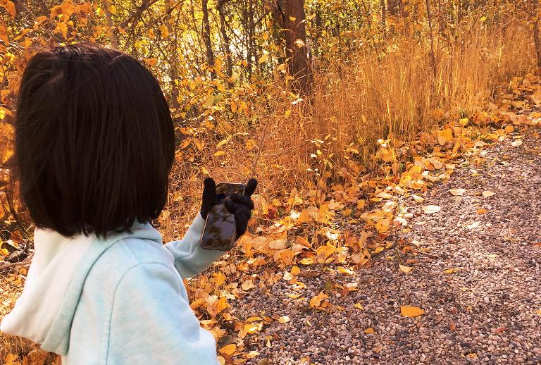 UBC Okanagan research determines technology and outdoor play can go hand-in-hand - image