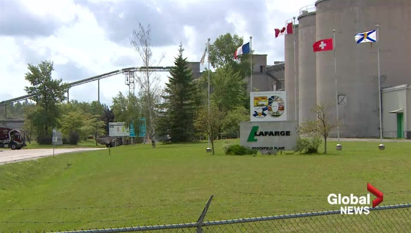 Lafarge seeking approval for controversial tire burning project in Nova Scotia - image