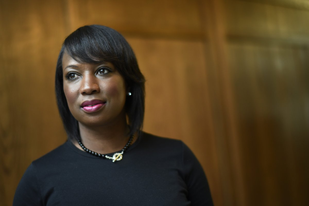 Celina Caesar-Chavannes, the Liberal MP for Whitby says she regularly experiences racial microaggression while working on Parliament Hill.