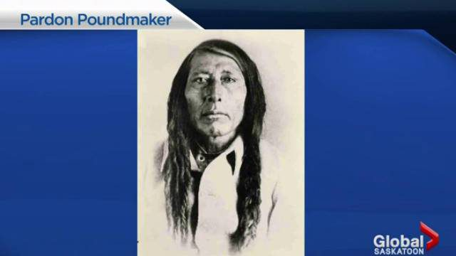 Poundmaker Cree Nation is concerned about how a company unaffiliated with their community will profit from their stories and iconic figures.