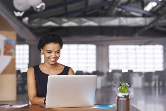 When following-up, make sure to consider the length of the thank you email you're sending, experts say.