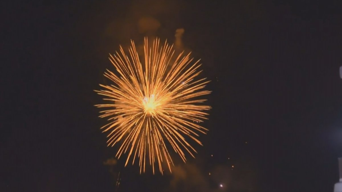 One teen seriously injured during a fireworks fight at Christie Pitts Park over the long weekend.