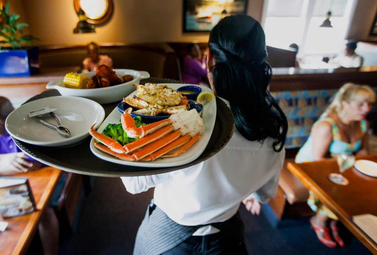 Canada's hospitality industry is one of the sectors feeling the brunt of the job shortages, according to CFIB.