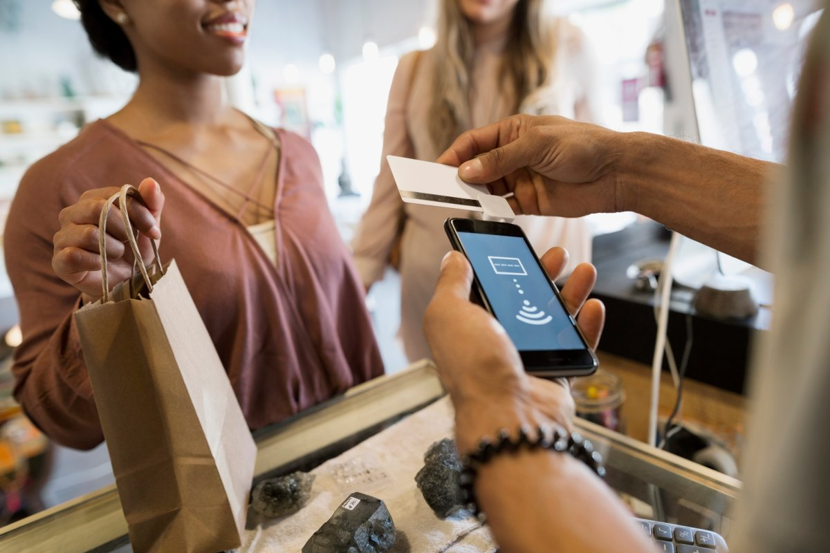 Want to save money in 2018? Cut back on shopping for unnecessary things.