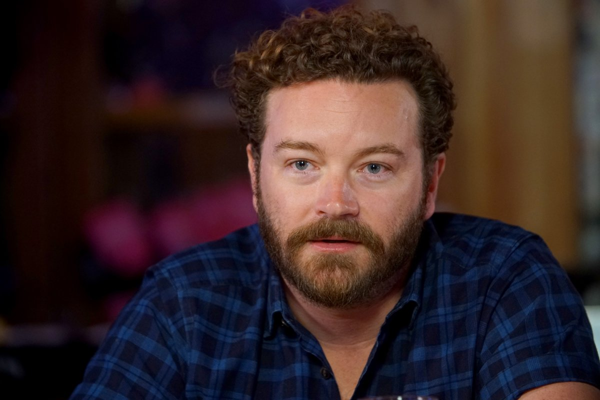 Danny Masterson speaks during a Launch Event for Netflix 'The Ranch: Part 3' hosted by Ashton Kutcher and Danny Masterson  at Tequila Cowboy on June 7, 2017 in Nashville, Tennessee.