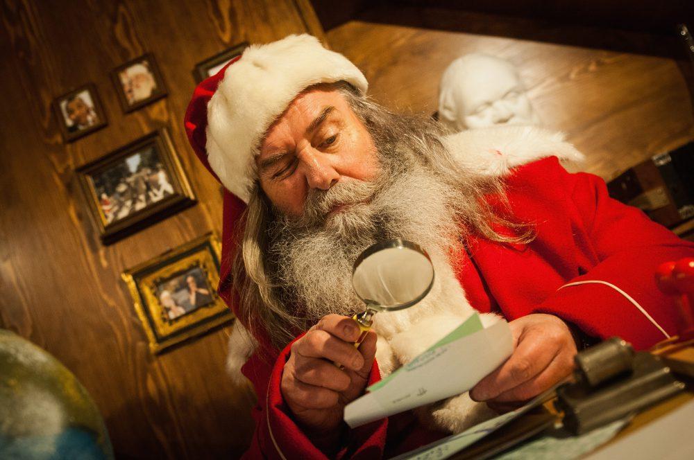 File photo of Santa Claus.