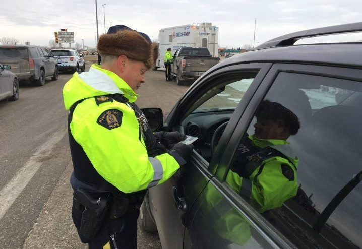 Manitoba introduced new impaired driving rules starting Monday.