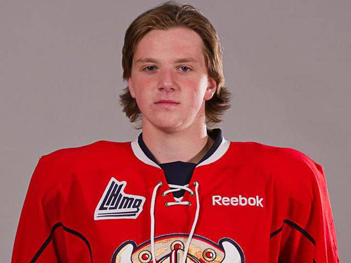 Jordan Boyd died after collapsing on the ice at training camp for the Acadie-Bathurst Titan.