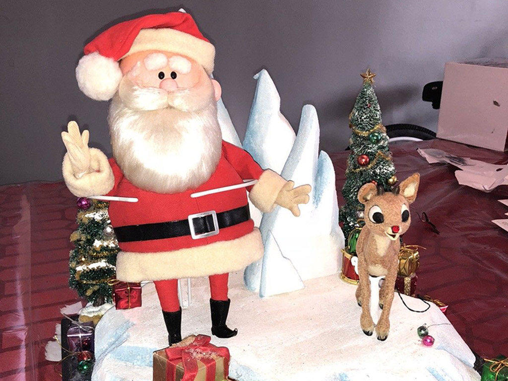 rudolph the red nosed reindeer original puppets listed on ebay with enormous price tag national globalnews ca red nosed reindeer original puppets
