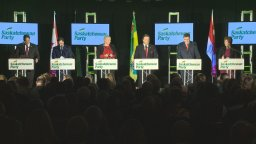 Continue reading: 3 Saskatchewan Party candidates call for action over possible leaked debate questions