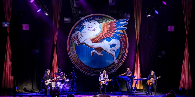 Steve Miller Band with Peter Frampton @ Budweiser Stage