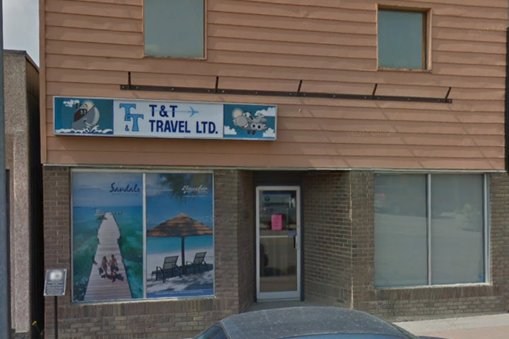 A Kindersley, Sask. woman is going to jail after defrauding over $1 million from customers at her travel agency.