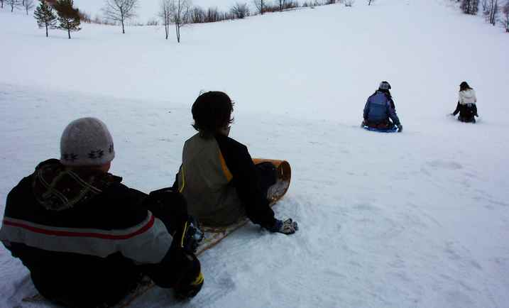 Sanctioned tobogganing returns in Hamilton for a second straight year at the Garth Street Reservoir and three other hills.