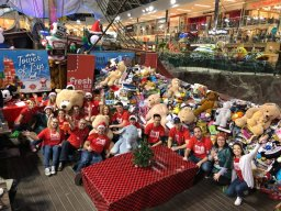 Continue reading: 630 CHED Santas Anonymous delivery weekend is here!