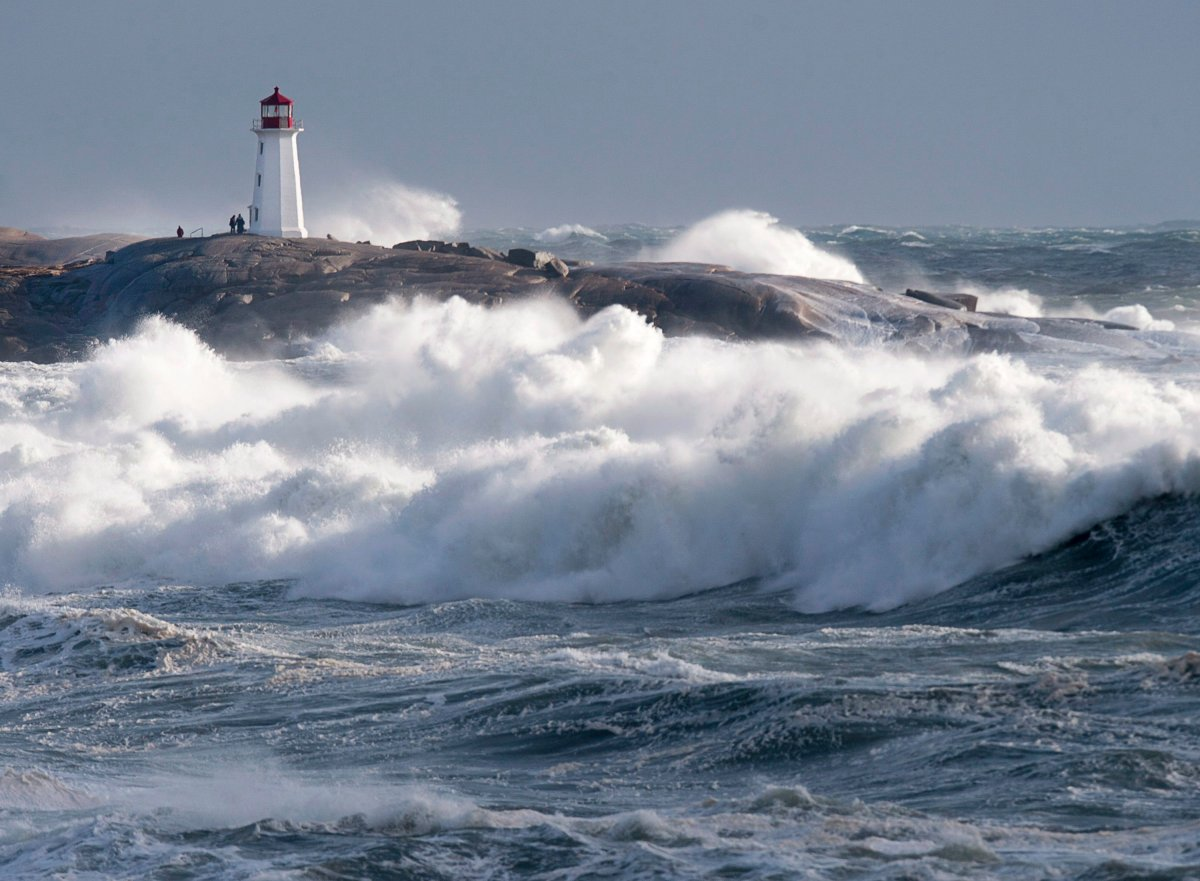 Windy weather along the coast has resulted in power outages for thousands of NB Power customers.