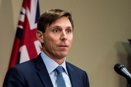 Continue reading: Former Ontario PC leader Patrick Brown sues CTV after sexual misconduct allegations