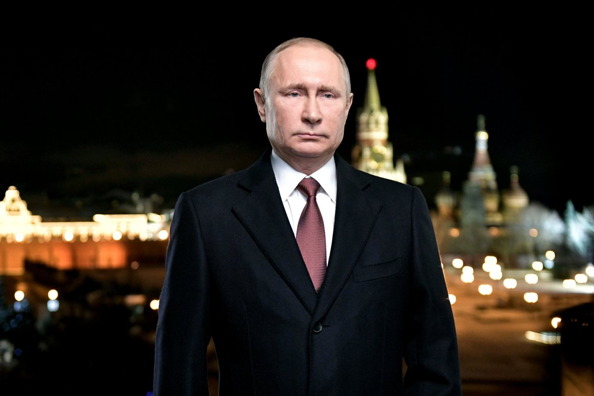 Putin told reporter Andrey Kondrashov he received a telephone call from security officers responsible for the Sochi Olympics on Feb. 7, 2014, shortly before the opening ceremony was due to start.