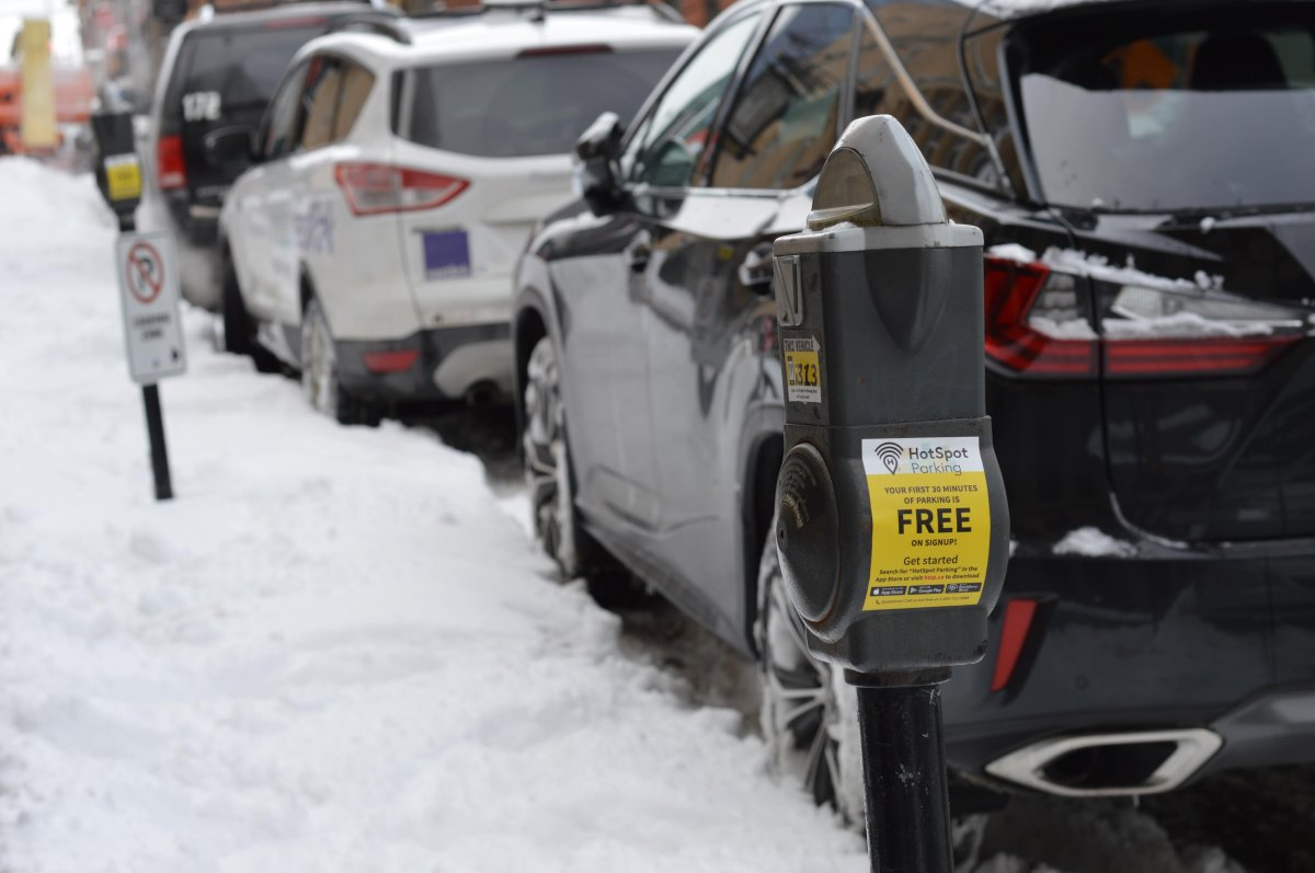 Halifax will be enforcing its overnight winter parking.