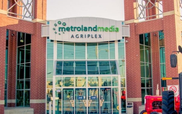 The Metroland Media Agriplex building at the Western Fair District will host a job fair on Tuesday afternoon.