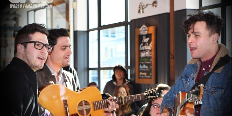 Arkells @ CFOX Brewery Sessions