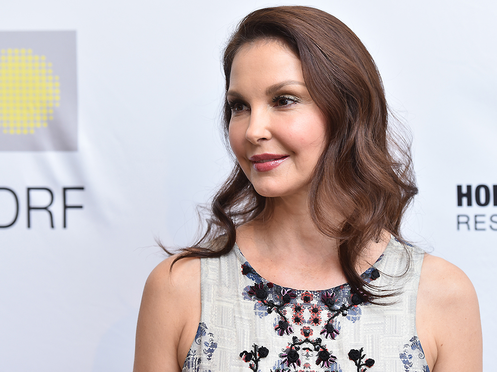 Ashley Judd attends Hope for Depression Research Foundation's 11th Annual Luncheon at The Plaza Hotel on November 8, 2017 in New York City.