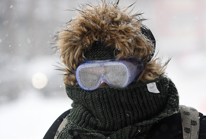 Saskatchewan kicked off the beginning of 2020 with a blast of cold temperatures a system of cold arctic air anchored itself over the Prairies.