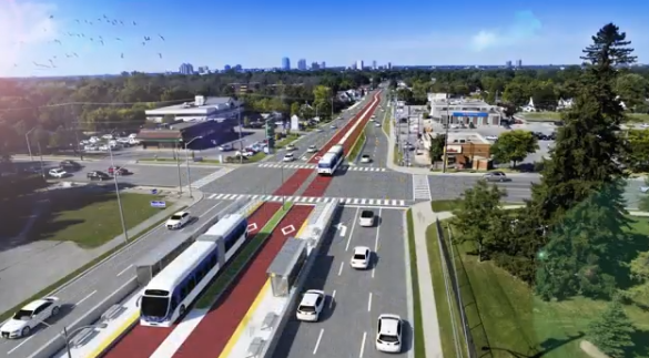City politicians to vote on London's BRT plan - image