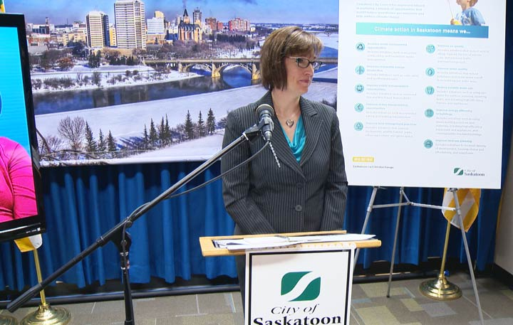 The City of Saskatoon is starting a public conversation on climate change.