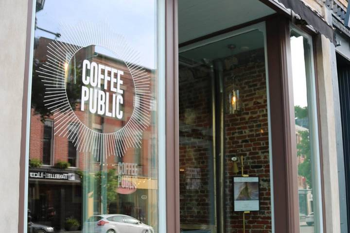 Coffee Public has always paid its employees above minimum wage.