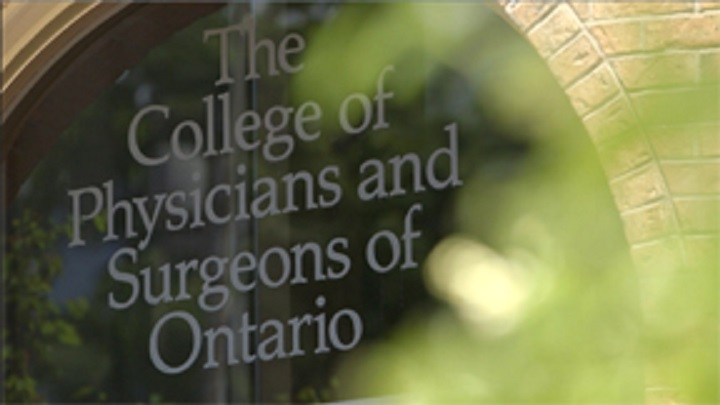The College of Physicians and Surgeons of Ontario says Dr. Naseer Syed of Peterborough will appear before its discipline committee next week.
