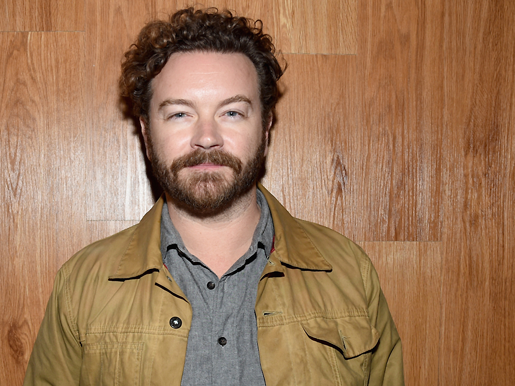 Danny Masterson poses backstage at the Dylan Fest at Ryman Auditorium on May 24, 2017 in Nashville, TN.
