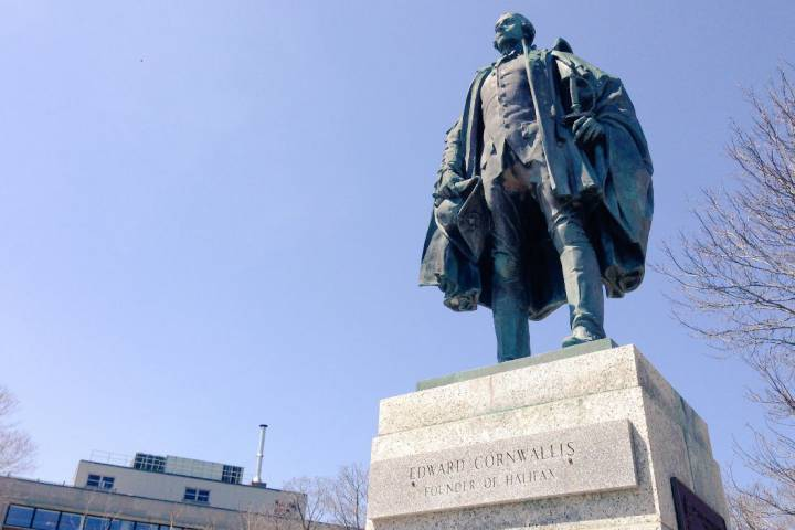 On Jan. 31, 2018, the Halifax Regional Municipality removed the Edward Cornwallis statue from its downtown park.