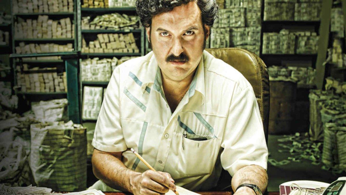 Pablo Escobar's former girlfriend sues production company