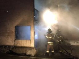 Continue reading: Firefighters calling for sprinkler installation in new homes